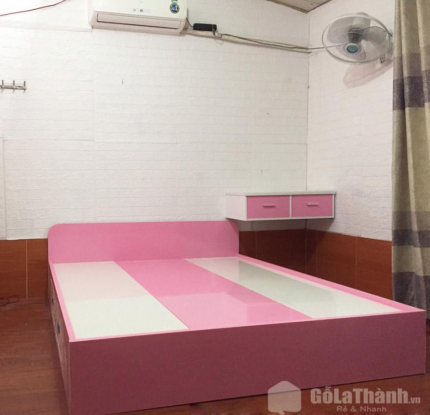 giường nhựa giá rẻ