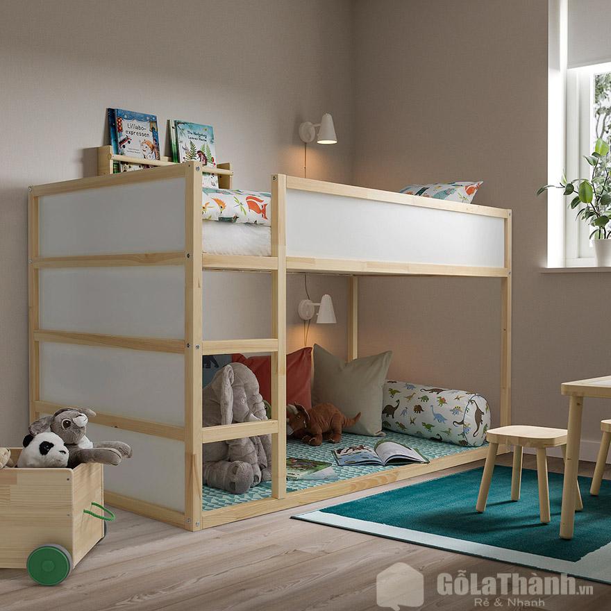giường tầng giá rẻ hà nội