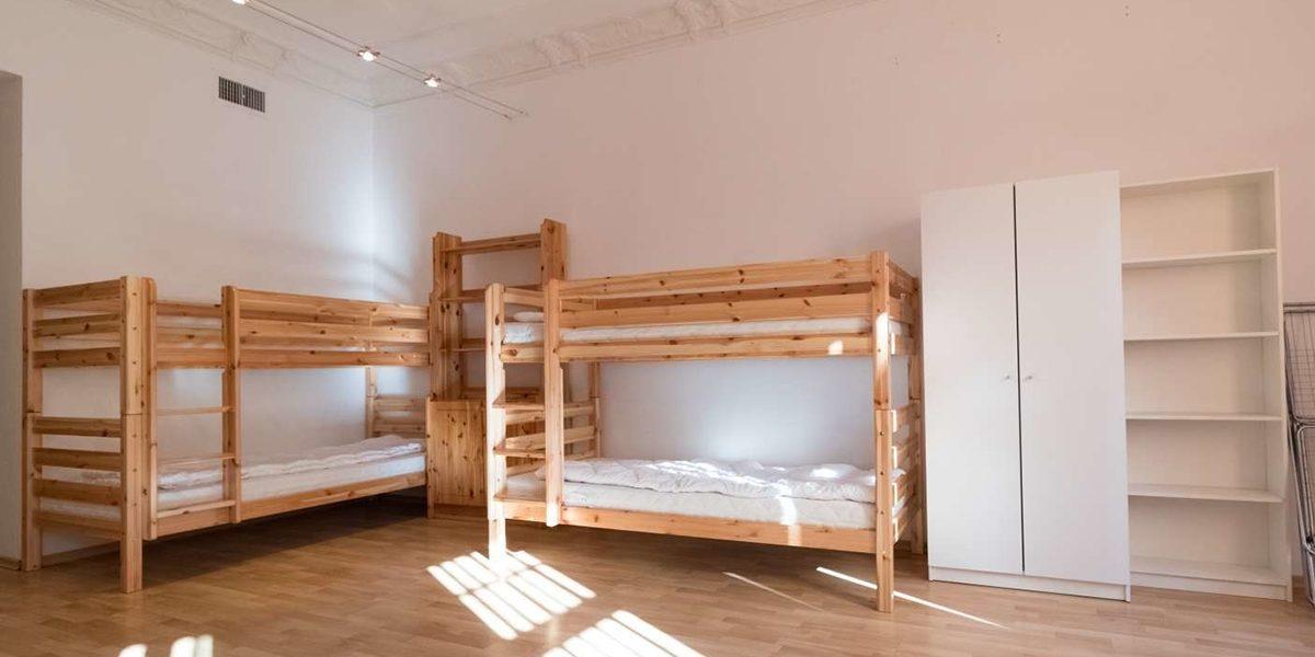 Giường tầng gỗ giá rẻ và 7 ưu điểm tuyệt vời