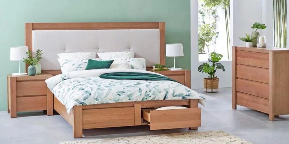 Những mẫu giường tủ gỗ mà bạn nên sở hữu cho gia đình