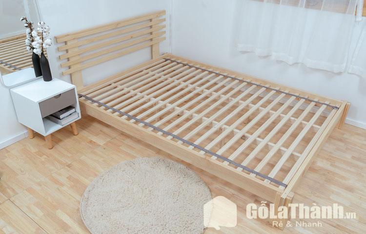 giường tự lắp ráp