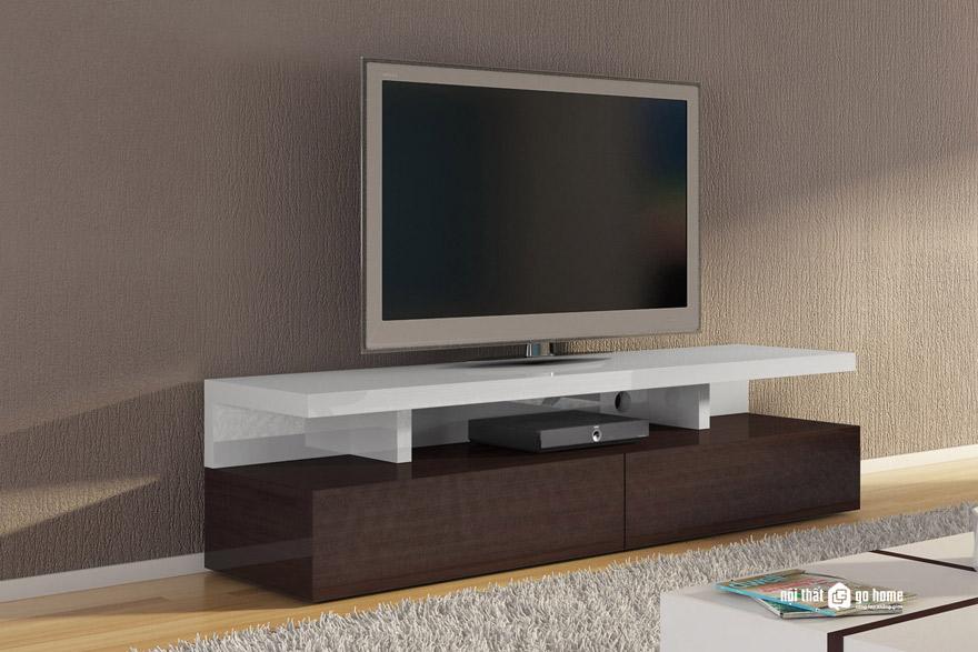 Kệ tivi gỗ acrylic là gì và mua ở đâu?