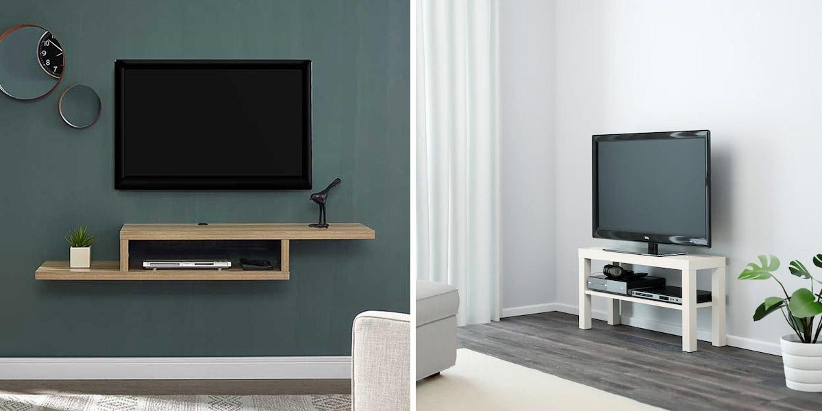 Mách bạn cách mua kệ tivi đẹp giá rẻ cho phòng khách