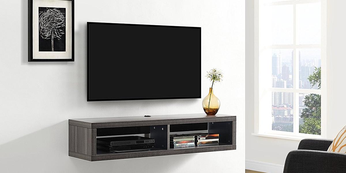 4 mẫu kệ tivi đơn giản giá rẻ mà sang trọng vô cùng