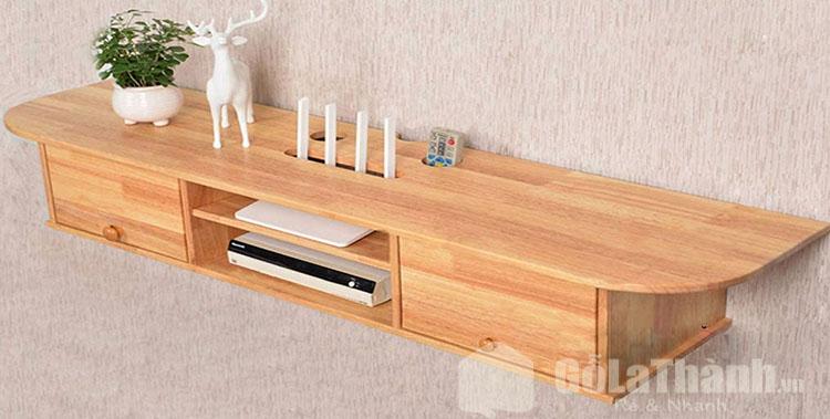 kệ tivi gỗ tự nhiên giá rẻ