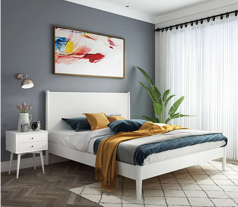 30+ Mẫu giường gỗ đẹp hiện đại đón đầu xu hướng 2020