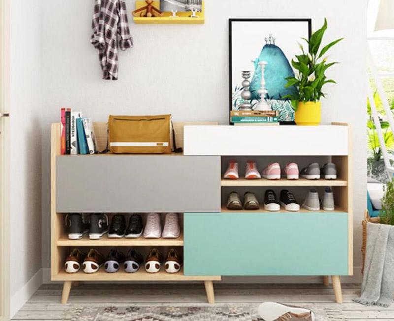 5 mẫu tủ giày đẹp hiện đại cho cuộc sống tiện nghi