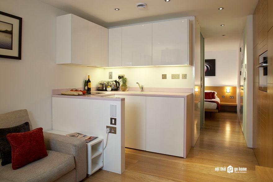 20+ thiết kế nội thất phòng khách nhà ống đẹp miễn chê
