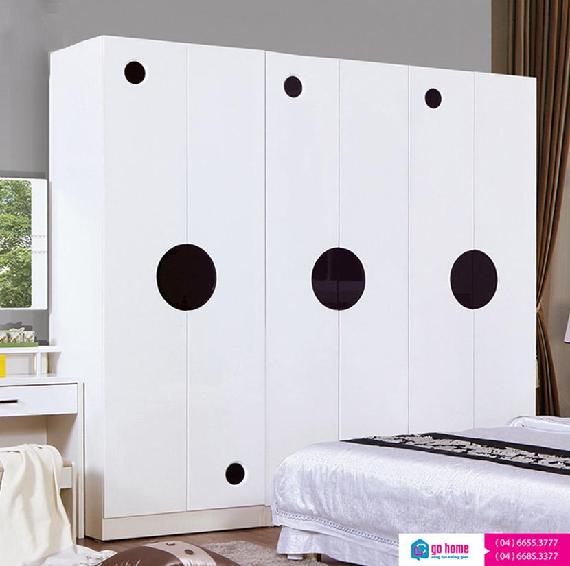 Những mẫu thiết kế tủ gỗ gia đình