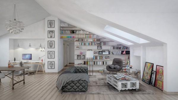 Lich sử và đặc điểm của kiểu nội thất cổ điển Châu Âu
