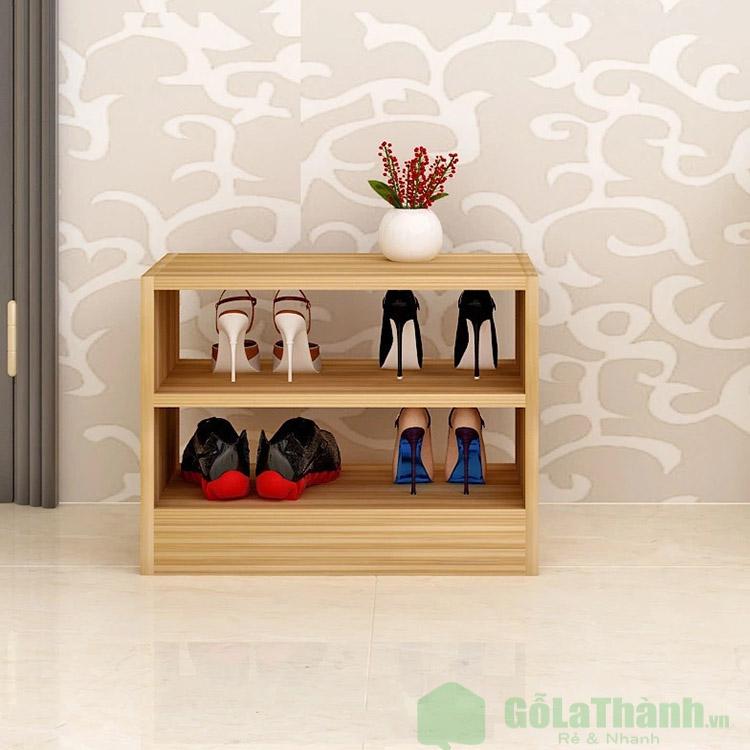 tủ đựng giày dép bằng gỗ giá rẻ
