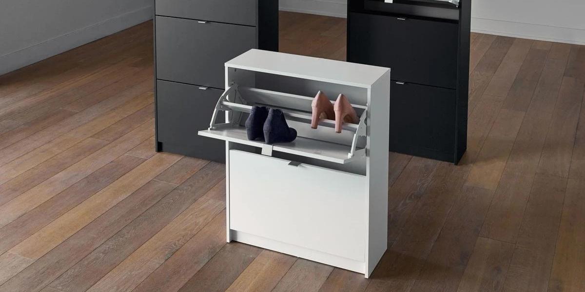 6 điểm cần lưu ý để sở hữu tủ giày giá rẻ mà bền đẹp