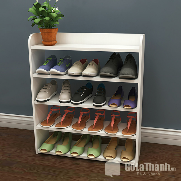 tủ giày gỗ công nghiệp giá rẻ