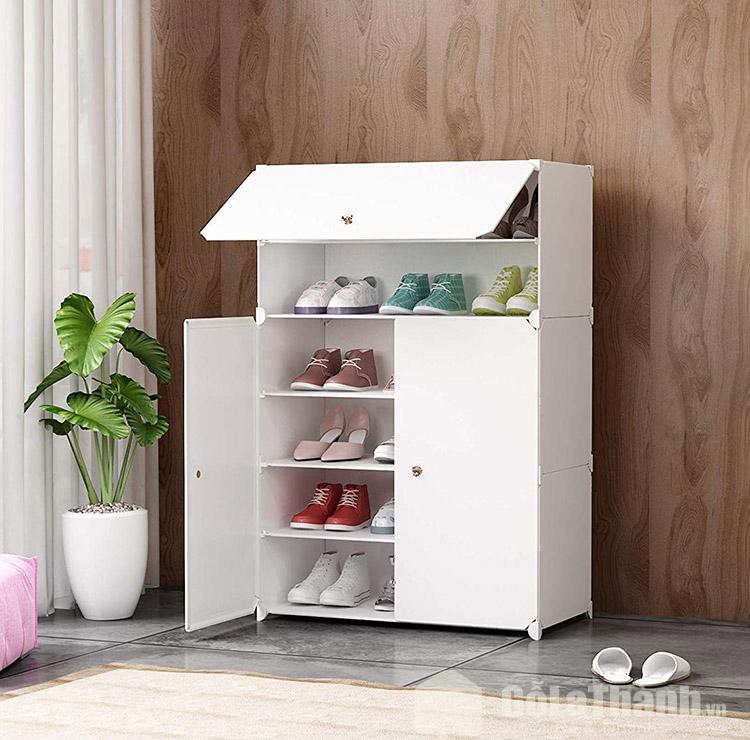 tủ giày nhựa giá rẻ