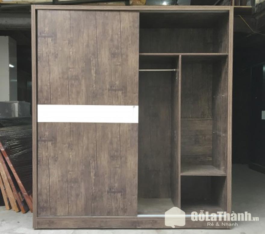 tủ gỗ công nghiệp cánh trượt