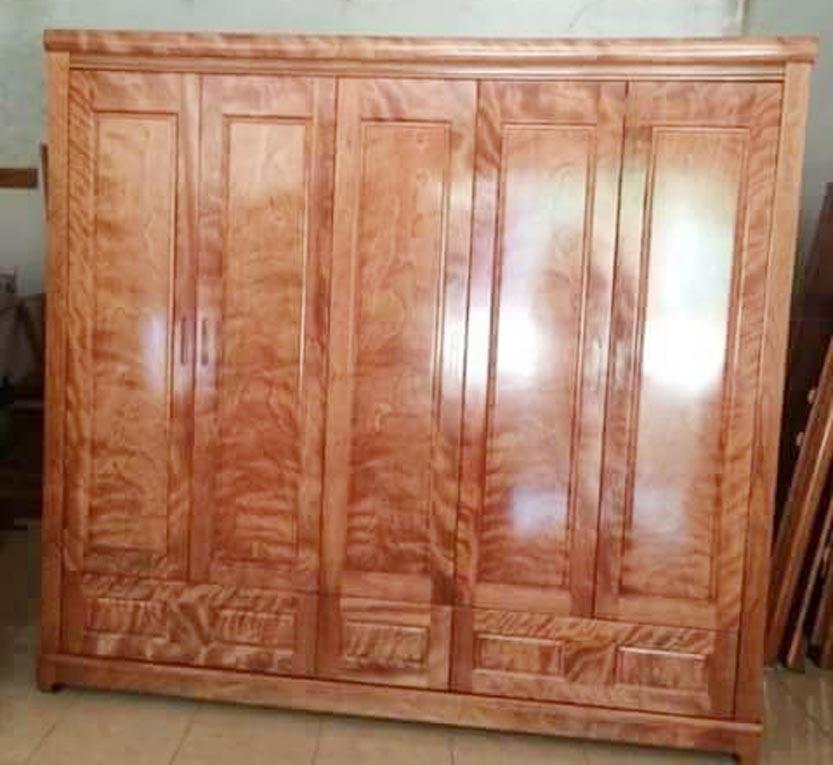 mẫu tủ quần áo gỗ tự nhiên 12 mẫu tủ quần áo gỗ tự nhiên đẹp nhất tại Gỗ la thành mẫu tủ quần áo gỗ tự nhiên