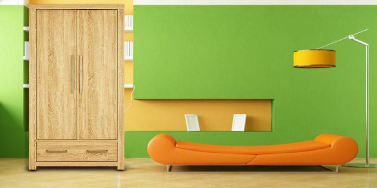 tủ quần áo gỗ tự nhiên giá rẻ tphcm