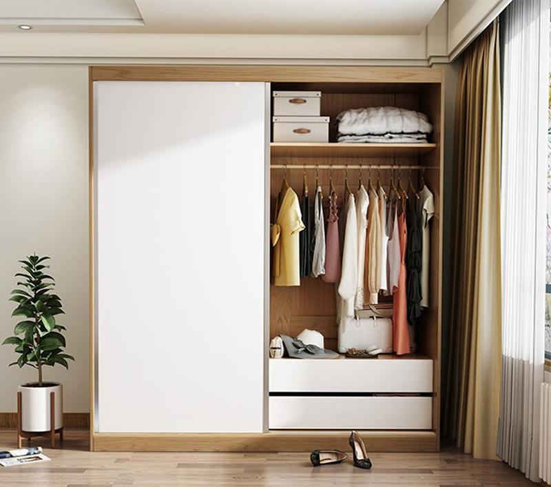 Hé lộ 6 mẫu tủ quần áo hiện đại dẫn đầu xu hướng năm 2020
