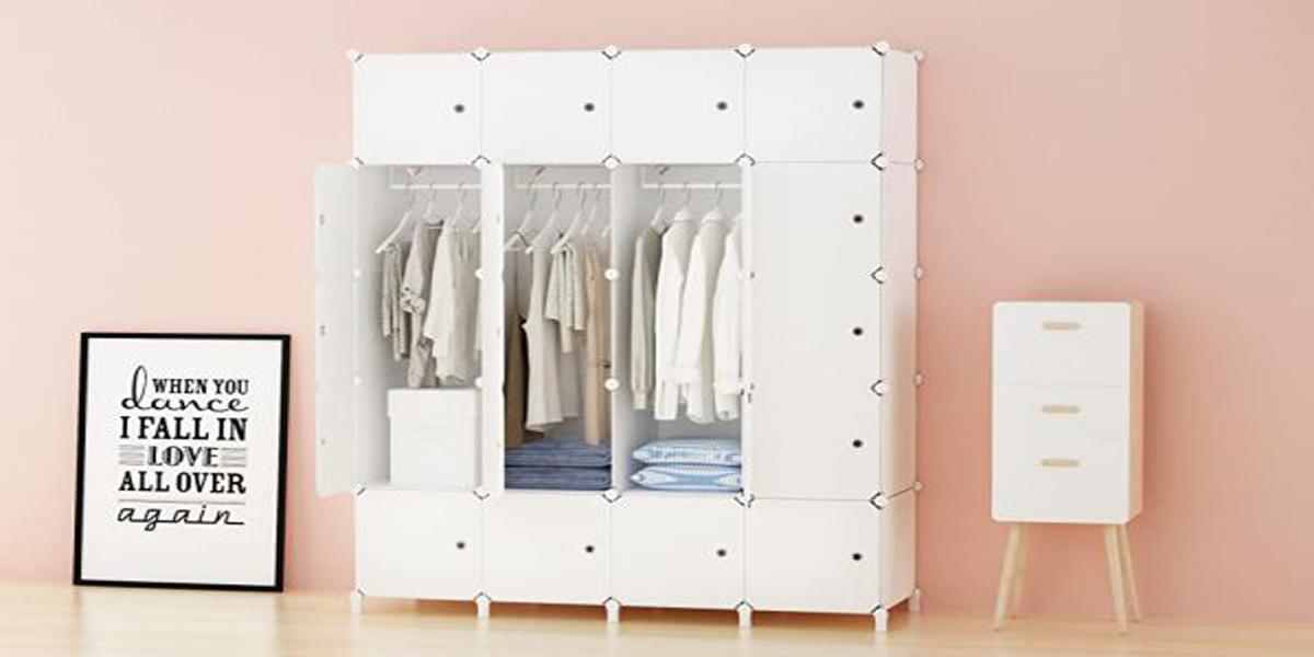 Kinh nghiệm chọn mua tủ quần áo nhựa giá rẻ có chất lượng