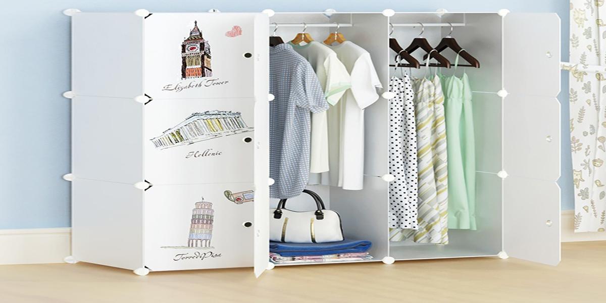TOP 4 loại tủ quần áo sinh viên giá rẻ được ưa chuộng hiện nay